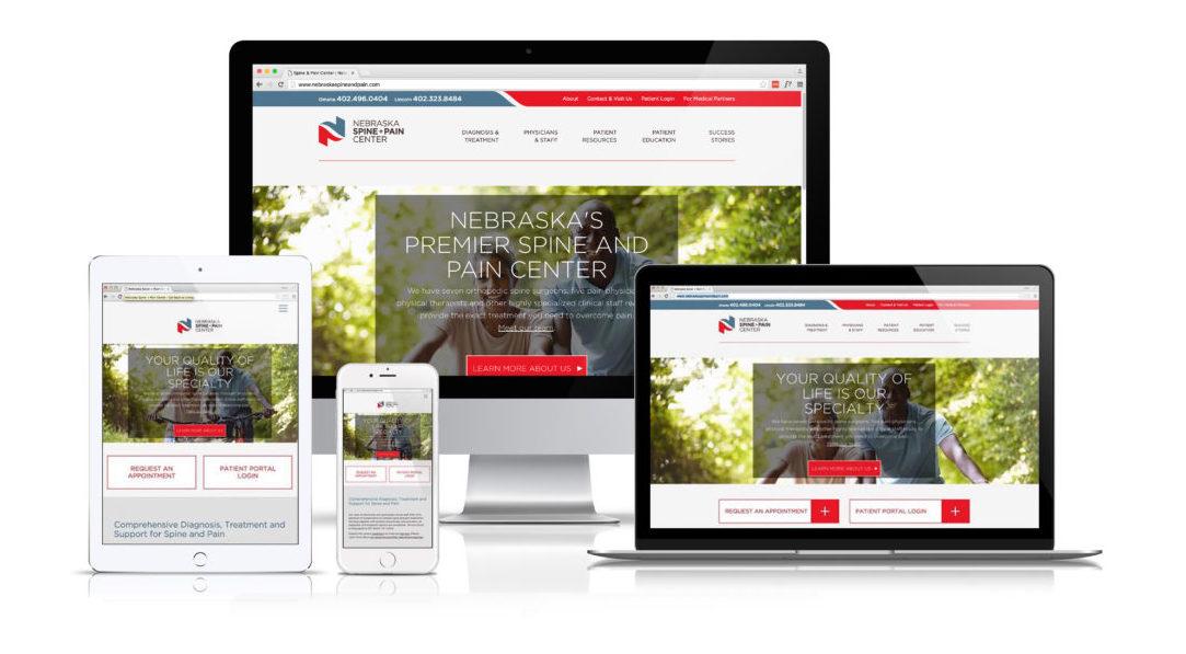 nebraska spine and pain website
