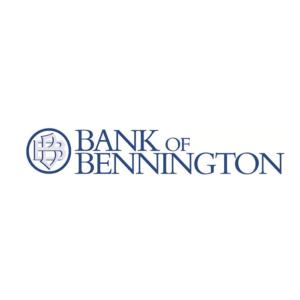 bank of bennington old logo