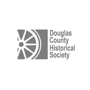 Douglas County Historical Society logo old