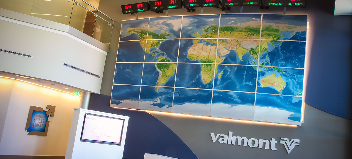 valmont training environment